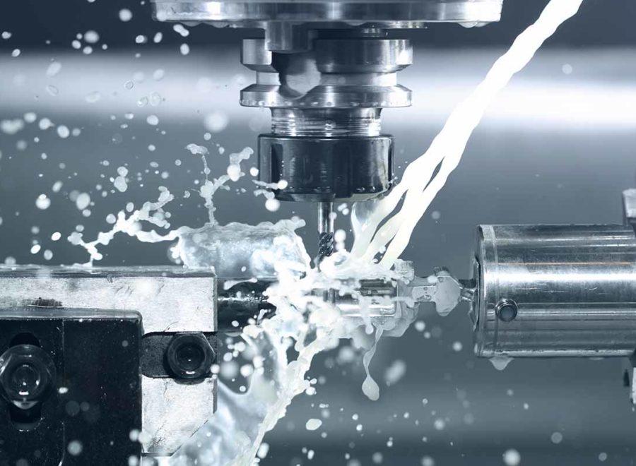 Maschinen Close Up Working Capital Management