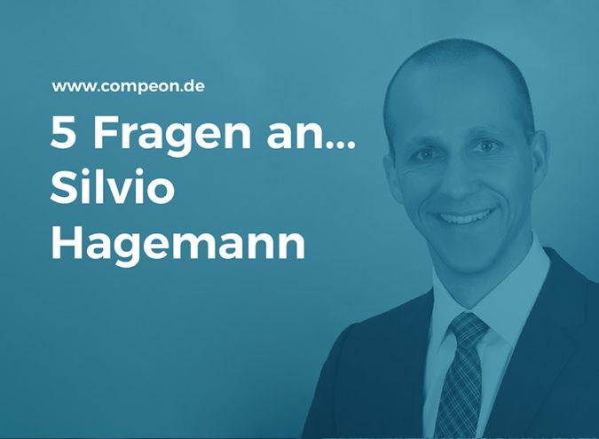 5 Fragen an... Silvio Hagemann