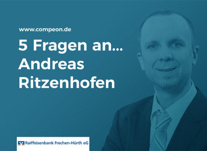 Interview Andreas Ritzenhofen Raiffeisenbank Frechen-Hürth