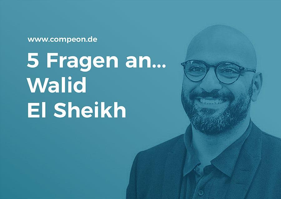 Duesseldorf: Walid El Sheikh im Interview