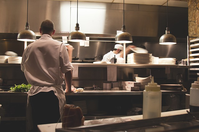 Gastronomie Küche